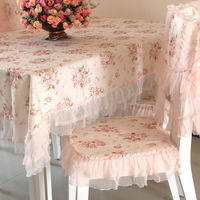 Wholesale Price Romantic Wedding Party Dinning Table Cloth Lace Tablecloth 130cm*180cm