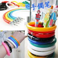 Hotsale! New bangle pen/Ball pen/ Fashion pen with different colors wholesale 100pcs/lot Free Shipping