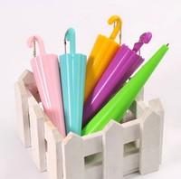 Korea stationery umbrella ballpoint pen creative pen personalized umbrella pen advertising pen, 100PCS/LOT