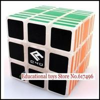 C4U Full Fuction magic cube 337 high quality cube 3x3x7 magic toys-hyaline version