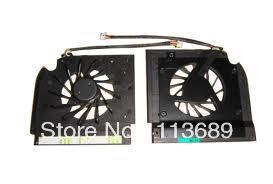 New laptop CPU Fan for for HP Pavilion dv9000 dv9200 dv9300 dv9500 dv9600 - KSB0605HB (-6L77) laptop cooloer without heatsink