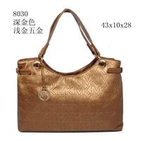 простой дизайн офиса леди женщины сумочку моды сумка крокодил pu кожа mk bags35cm * 40 * 14 см