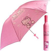 Cartoon wine bottle umbrella anti-uv umbrella