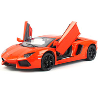 Hpp&Lgg Brand Lamborghini LP700-4 alloy car model Toy Vehicles for boys and girls free shipping