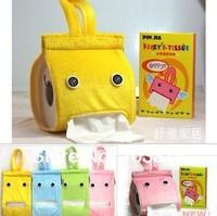 3pcs/Lot Napkin Box Paper Hanky Box Paper Towel Carton Towel Sets Tissue Paper Towel Tube Tissue case Free Shpping Random Color