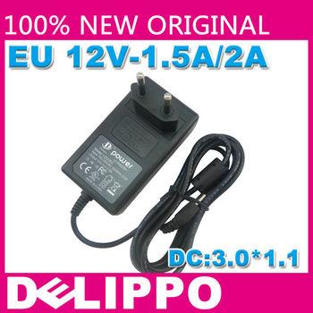 Original EU 12V 2A/1.5A FOR Acer Acer Iconia Tab A500 A501 A100 Tablet PC Power Adapter 12V1.5A/1500MA AC adapter