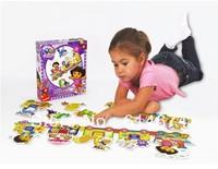 Dora Jigsaw puzzle 30pcs -- Puzzle game -Free shipping!!!!