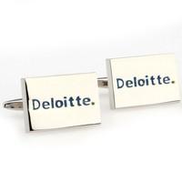 Deloitte Cufflinks