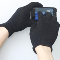 10 Pairs Winter Caddice Screen Touch Gloves Convenient For Mobile Phone Tablet PCs GV1 Free Shipping + Wholesale Price