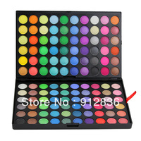 Manly 120 Ccolor Eyeshadow Makeup Palette Set 02# Professional Eye Shadow Kit Free Shipping