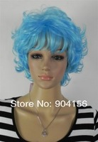 New listing fashion short paragraph, Ms. wig. Free Shipping Y-0186