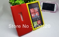 Hot selling silicone case/silicone case for Nokia 920/Noka 920 silicone case/mobile phone silicone case/20pcs/packs