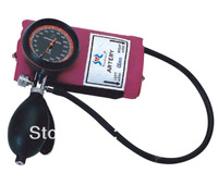 Free Shipping  Deluxe Palm Sphygmomanometer /Blood Pressure Monitor KT-A21