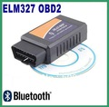10pcs/lot V1.5 2012 elm327 bluetooth ELM 327 Interface OBD2 / OBD II Auto Car Diagnostic Scanner OBDII
