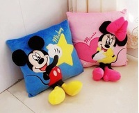 MICKEY MOUSE cushion pillow lovers  MINNIE pillow plush toy