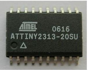 ATTINY2313V - 10 su ATTINY2313 - and su SOP20