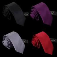 Hot sale New Fashion Striped Colorful Men's Tie+Necktie  promotion price 6CM 7CM 8CM