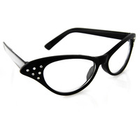Popular design Cat-eye glasses ball glasses personality avant-garde sunglasses clothes accessories glasses 10pcs/lot