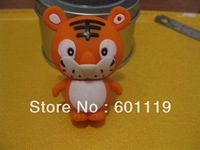 4GB 8GB 16GB 32GB Full Capacity Cute Tiger Shape USB 2.0 Flash Drive pendrive thumb Car Key Memory Card Pen