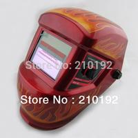 Cheap fire apperance Li Battery+Solar auto darkening welding helmet/safety mask for plasma cutter & TIG MMA MIG welding  Machine