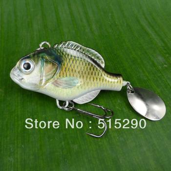 2013 best new desingBest  fishing lure swimbait  VIB fishing product FREE SHIPPING