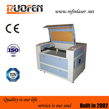 High precision laser cutting machine mini