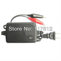 Free Shipping Mini Motorcycle Rechargeble Battery Charger 12V 1.5A Smart Battery Charger