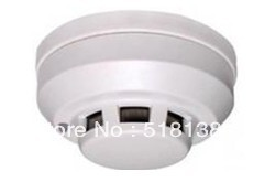 Photoelectric networking smoke normally open smoke detector