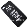 Wholesale* New Couples/Lovers' Cute Design Keep Calm Lovely Hard Case Cover For iphone 4 4G 4GS 4S (JS0372)