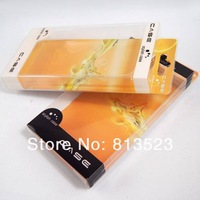 Wholesale 3 Colors Clear Transparent Plastic Retail Package Box for iPhone 4G 4S 5G Case, 500pcs/lot, Fedex Free Shipping