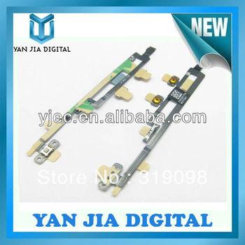 20pcs /lot For iPad Mini Power Volume Flex Ribbon Cable