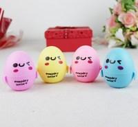 Cool eggshell candy box easter eggs chocolate box Christmas egg qq egg 4pcs per set free shipping