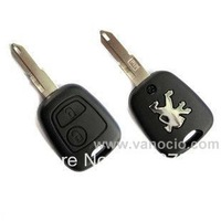 Peugeot 206 remote key control 2 button 434mhz with ID 46 chip