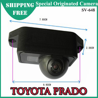 Free Shipping -- SV-648 Special-Originated Car Rear View Camera for  TOYOTA PRADO , Waterproof , CMOS / CCD