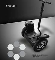 2013 New Arrive Freego 2 Wheels Smart Self-Balance Electric Scooter Vehicle Human Transporter