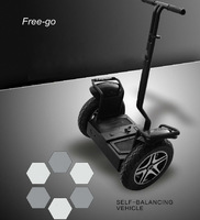 2013 New Arrive Freego 2 Wheels Smart Self-Balance Electric Scooter Vehicle Human Transporter