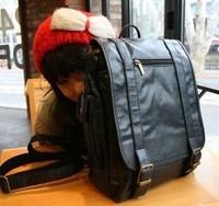 2012 bag PU women's backpack women's handbag bags