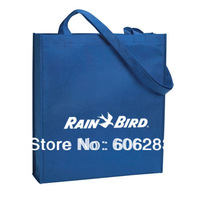 Non woven shoulder shopping bag including  your logo