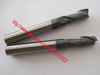 4M*50L*4D-2Flutes Straight Shank Flat End Mill ,Solid Tungsten Carbide End Mill,CNC End Milling Cutter