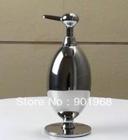 High quality-Silver-hotel soap dispenser-lotion dispenser-bathroom soap dispenser