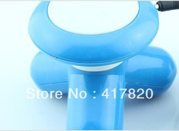 2013 new Portable Neckline Slimmer Neck Exerciser Chin Massager Mini tripod massager small electric massager Free shipping!!!