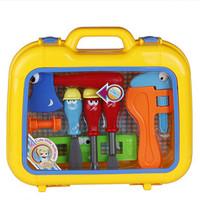 Toy set child maintenance kit toy tools combination