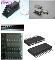 Free shipping !!!!3 pcs ADE7758A+5pcs  U2270B+20pcs crystal+3 pcs of finger print+5pcs  MCP73831