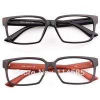 Top Quality-Brand New Style Fashion Elegant Glasses frame lens black glasses non-mainstream plain eyeglasses frame lens 2024