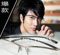 Top Quality-Brand New Style Fashion 8189 eyeglasses frame tr90 mirror titanium line box sports eyewear frame myopia frame