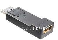 Display Port to HDMI Converter Displayport Male To HDMI Female Adapter Converter Adaptor Coupler DP M/F display