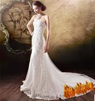 Urged bride  formal tube top brief new arrival wedding dress