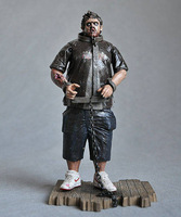 """Hot Classics Shaun of the Dead Zombie ED 3.75"""" Action Figure Doll NECA Toy"""