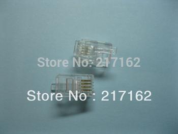 240  pcs  4P4C Modular Plug Telephone Connector HOT Sale