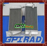 FOR HONDA CRF450 CRF450R CRF 450 R CRF 450R 09-11 10 2009 2010 2011 aluminum Radiator